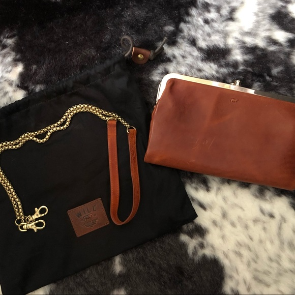 WILL Leather Goods Clutch